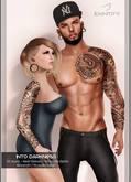 .Identity. Body Shop - Hamsa Vision