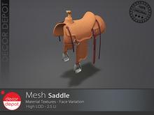 [DD] - FULL PERM  Saddle