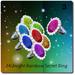 Blackburns Midnight Rainbow Secret Ring
