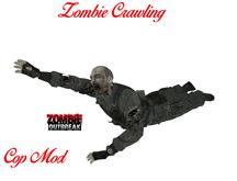AL - Zombie - Armed Crawling