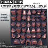 Smooth Geometric Pack#2 - *Reloaded* by Cel Edman