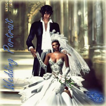 *Eternal Dream* Wedding Portrait