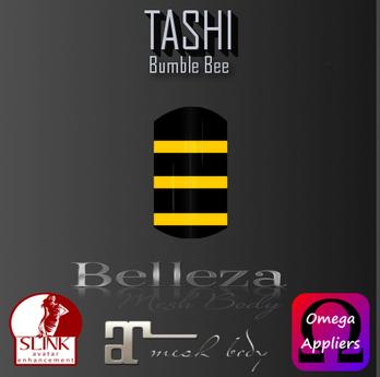 TASHI Bumble Bee