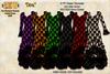 [SEW] FP Texture Meli Imako 6317825 Swan Dress  Devil