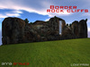 Anna Erotica - Border Rock Cliffs with Waterfall - 4 Prims!