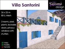 Villa Santorini - Greek Villa