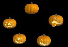 Halloween Pumpkin Builders Kit *FULL PERM*