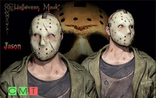 [MF] Mesh Jason halloween mask (boxed)