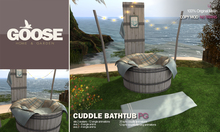 GOOSE - Cuddle Bathtub PG (full set)