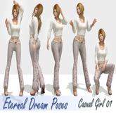 *Eternal Dream* Casual Girl 01
