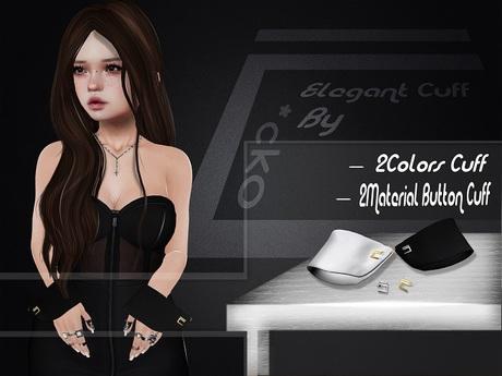 ::E*cko:: - Elegant Cuff (pack)