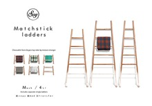 Soy. Matchstick ladders [addme]
