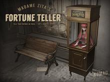 NOMAD // Fortune Teller Machine
