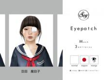 Soy. Eyepatch
