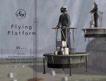 Soy. Flying Platform [sand] addme
