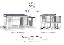 Soy. Old hut (addme)