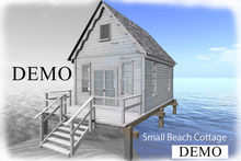 Small Beach cottage [DEMO]