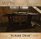 Myth - Scribe Desk