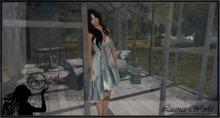 :LW: Poses - leaning sad female pose