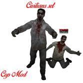 AL - Zombie - Civilians Set