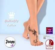 .::Joops::.~ Butterfly Tattoo ~ Updated*