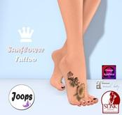 .::Joops::.~ SunFlower Tattoo ~ Updated*