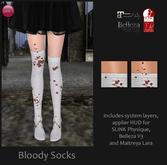 Izzie's - Bloody Socks