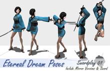 *Eternal Dream* Swordplay 01