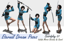 *Eternal Dream* Swordplay 02