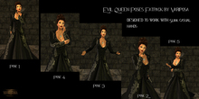 Evil Queen Poses Fatpack by Variposa