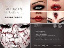 [GA.EG] Mesh Heads Addon - FX01 Halloween Effects
