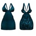 Mira Dress Blue