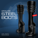 GRAVES Steel Boots