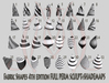 Fabric shapes 4th edition FULL PERM SCULPT SHADEMAPS