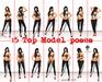Voir   15 top model poses