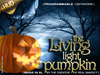 :: New! :: The LIVING Light Pumpkin ::Halloween::