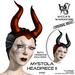 Wicca's Wardrobe - Myostola Headpiece II [Fire] [BOXED]