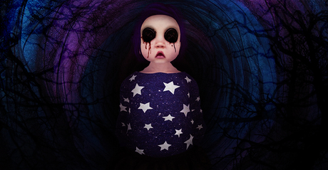 Second Life Marketplace Lemomo Coraline Star Sweater Baby Kid