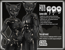 ::Static:: Solarian Goo Mod - Licorice