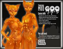 ::Static:: Solarian Goo Mod - Orange