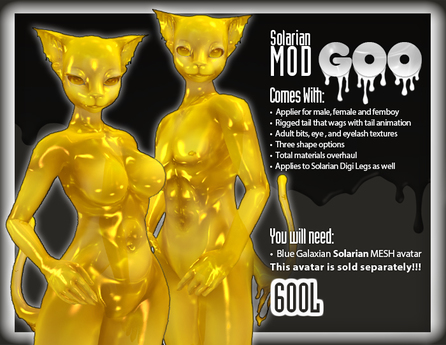 ::Static:: Solarian Goo Mod - Pineapple