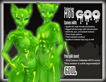 ::Static:: Solarian Goo Mod - Blue Raspberry