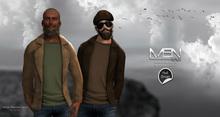 DISCOUNT %40 [MSN Design] Neron Nubuck Blazer Jacket [FATPACK]