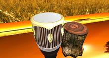 CONGA DRUMS tribe animated