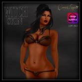 CB~WITCH SKIN ORANGE