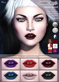 .{PSYCHO:Byts}. Hecate Lipsticks Pack V.1.1