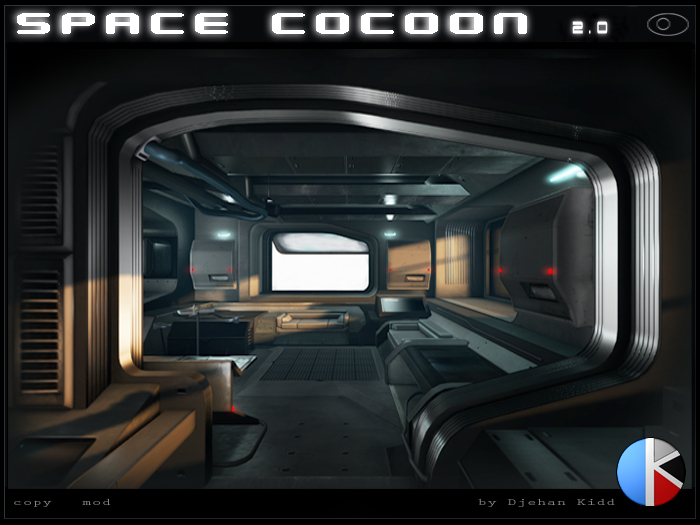 space cocoon