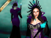 Whitch Purple witch