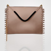 Lowen - Lyra Clutch [Ivory]