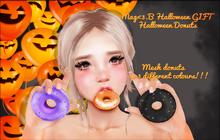 Mag<3.B gift Halloween Donuts